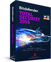 Bitdefender Total Security 2016 Full Serial Key