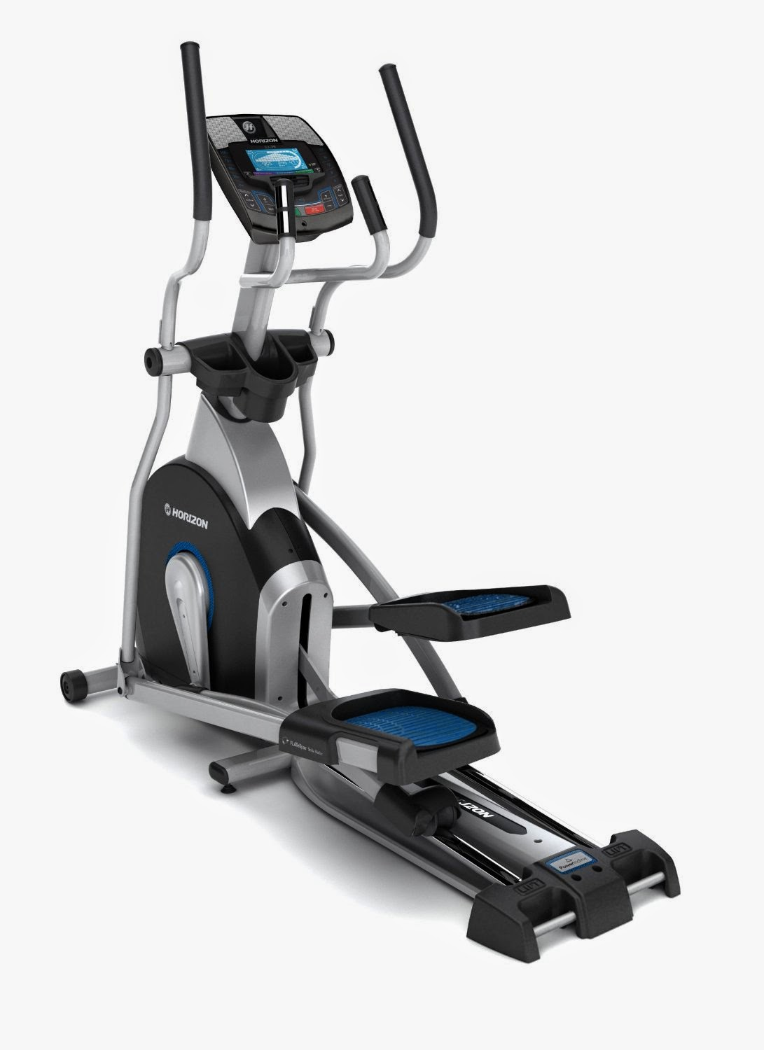 Horizon Fitness EX 79 2 Elliptical Trainer, compared with EX 69 2, see differences
