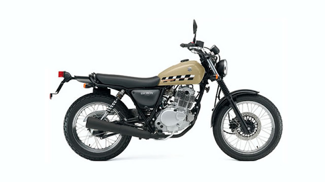 Suzuki Grasstracker TU250GB