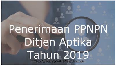 Lowongan Kerja PPNPN KOMINFO Besar-besaran Tahun 2019