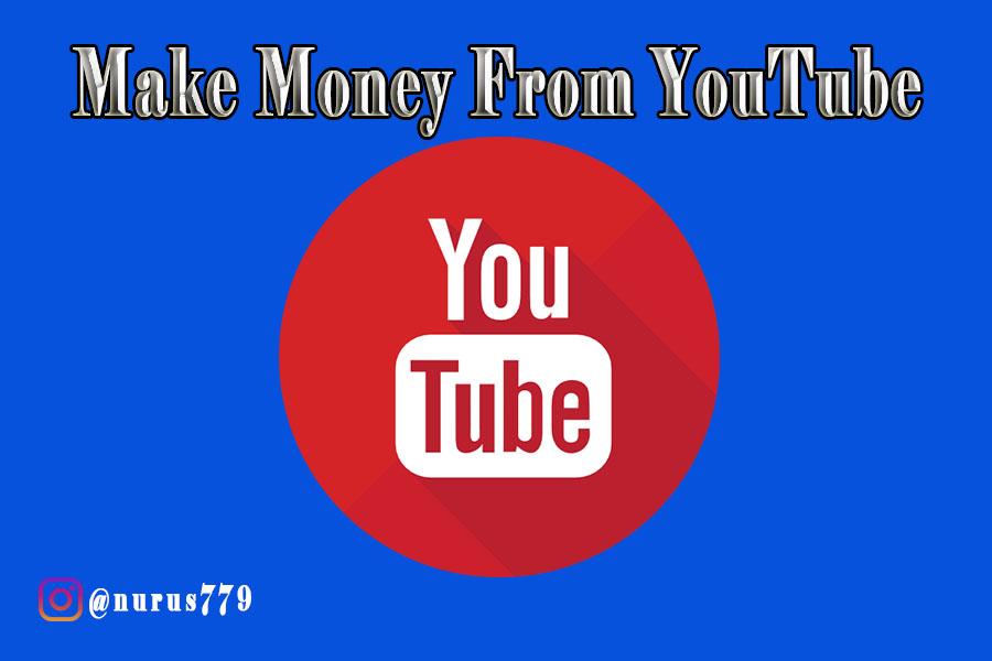 Syarat Untuk Mendapatkan Uang dari YouTube Kini Makin Berat