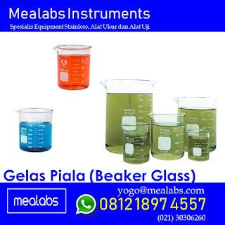 Gelas Piala Beaker Glass