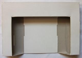 Terranigma - Cartón interno