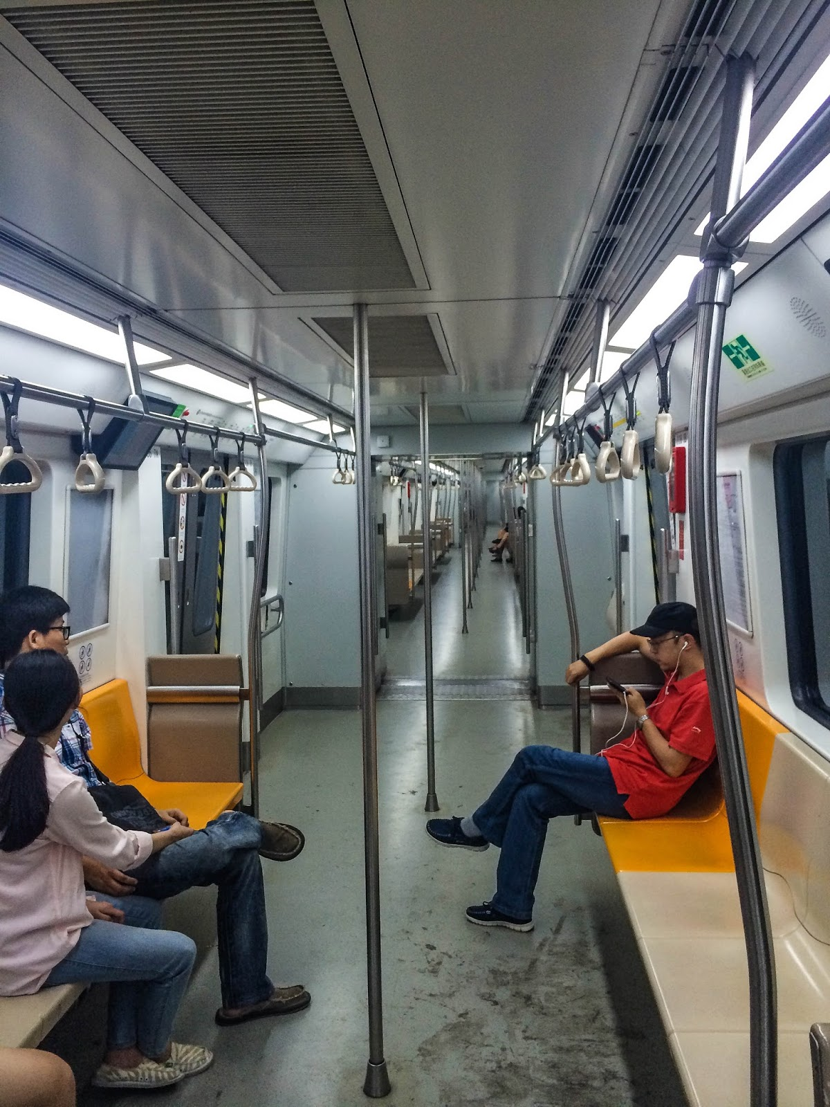 Subway system in Beijing