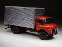 Caminhão Mercedes 1113 Die-Cast 1/43