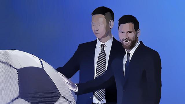 Ini Bocoran Megahnya Taman Lionel Messi di China