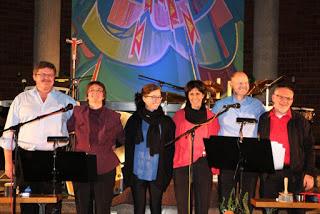 Die Bänd der Kirchengemeinde Heilig-Geist