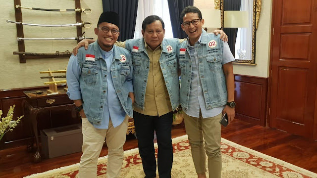 Tim Prabowo - Sandi: Isu Tampang Boyolali Digoreng Bupati Kader PDIP