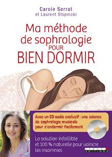 couverture du livre ma méthode de sophrologie pour bien dormir