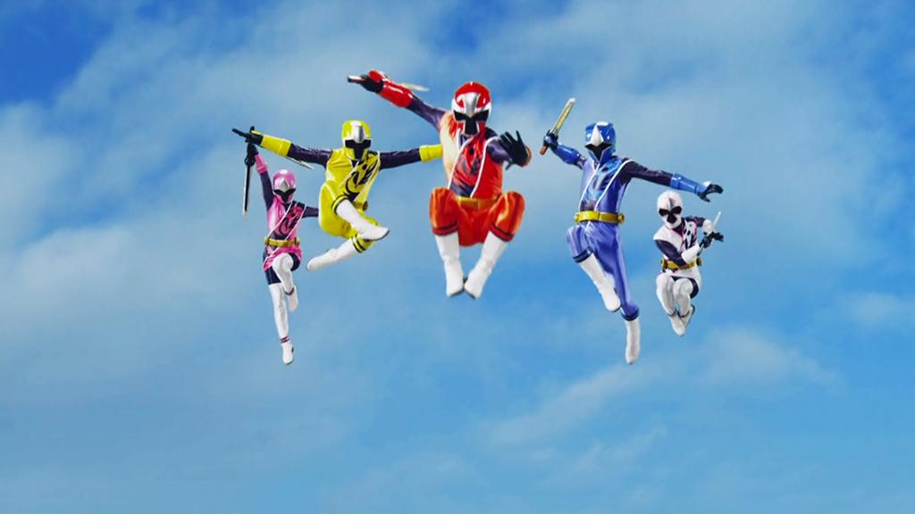 Nickalive Power Rangers Ninja Steel Teaser Trailer 2
