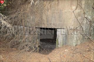 Вход в первый кайзеровский бункер