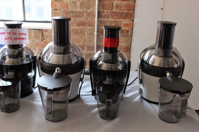 Philips Juicers