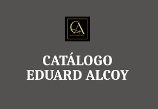 Catálogo obras pintor surrealista Eduard Alcoy