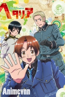 Hetalia Axis Powers -  2010 Poster