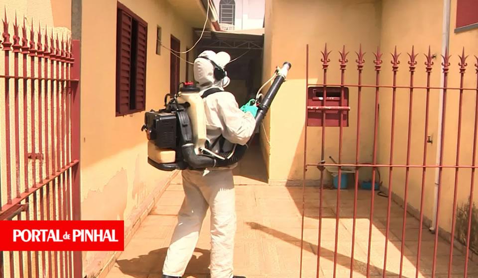 Casos de dengue dobram em uma semana e Mogi Guaçu intensifica ações de combate