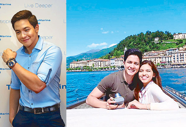 Alden Richards and Maine Mendoza To Promote Their Movie In Cebu !