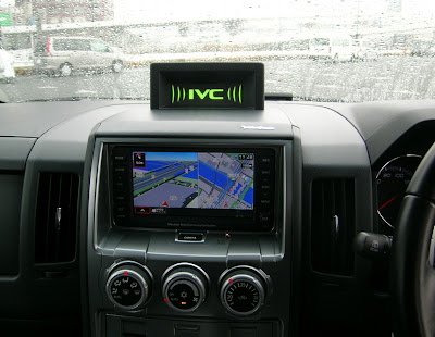 Intervehicle communication (IVC)