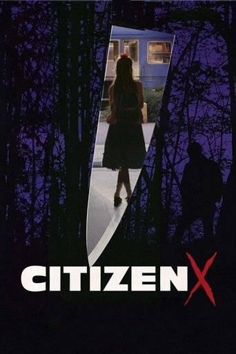 Citizen X (1995) ταινιες online seires xrysoi greek subs