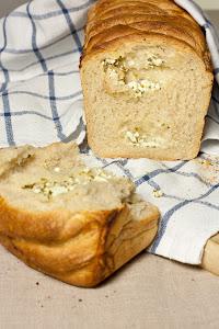 Hleb sa vlašcem i fetom