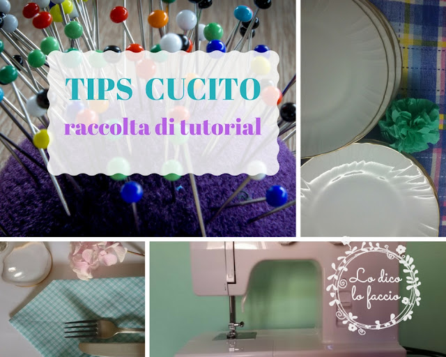 Come cucire....tutorial di cucito
