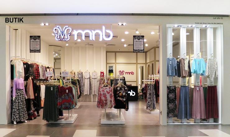Butik MnB blouse murah kat TS (Times Square)