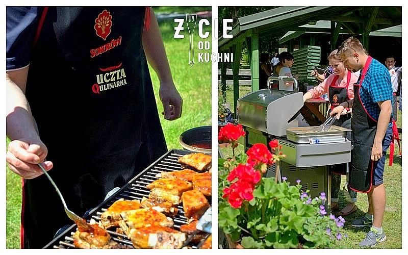 sokolow, akademia smaku, uczta qulinarna, weber, grill weber, zeberka z grilla, zeberka, grill, bbq, zycie od kuchni, garden party