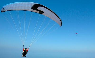 Turismo en Chile - Parapente y Deportes Aeronáuticos en Chile