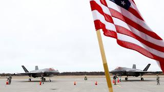 EE.UU. despliega 12 cazabombarderos F-35 en Japón en medio de las tensiones con Pionyang