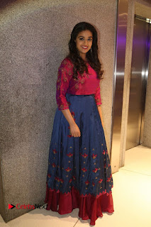 Actress Keerthi Suresh Stills at Remo Success Meet  0159.JPG