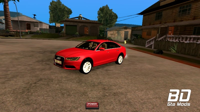 Download, mod, carro, Audi, A6, para GTA SA Android , Mobile