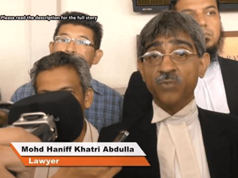 Kenapa PRU14 UMNO Parti Sah Semakan Kehakiman & Mencabar RoS Tidak Boleh Ke Mahkamah