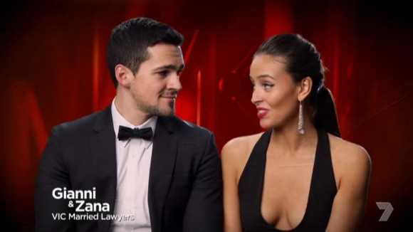 My kitchen rules season 7 episode 6 gianni and zana for Y kitchen rules episodes