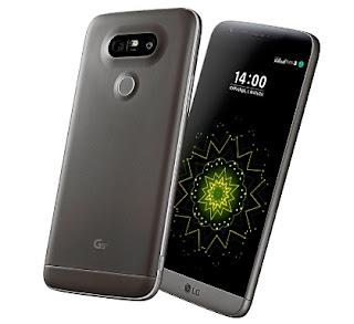 Hp Android LG Koneksi 4G LTE LG G5 SE