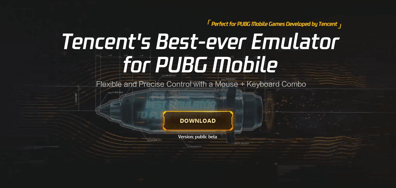 Tencent đã tạo ra phần mềm giả lập dành riêng cho những game thủ PUBG Mobile, Cách chơi PUBG Mobile PC