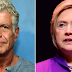 Anthony Bourdain's Haunting Tweet Weeks Before His Suicide About How Hillary Clinton's Goons Harassed Him