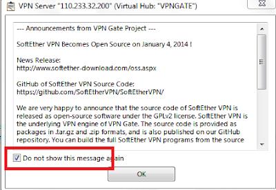 Panduan Lengkap Internet Gratis VPN Menggunakan Gate Relay Update Mei 2015
