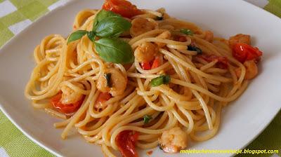 spaghetti przepisy