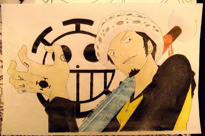 10 Fakta Tentang Trafalgar Law (One Piece)