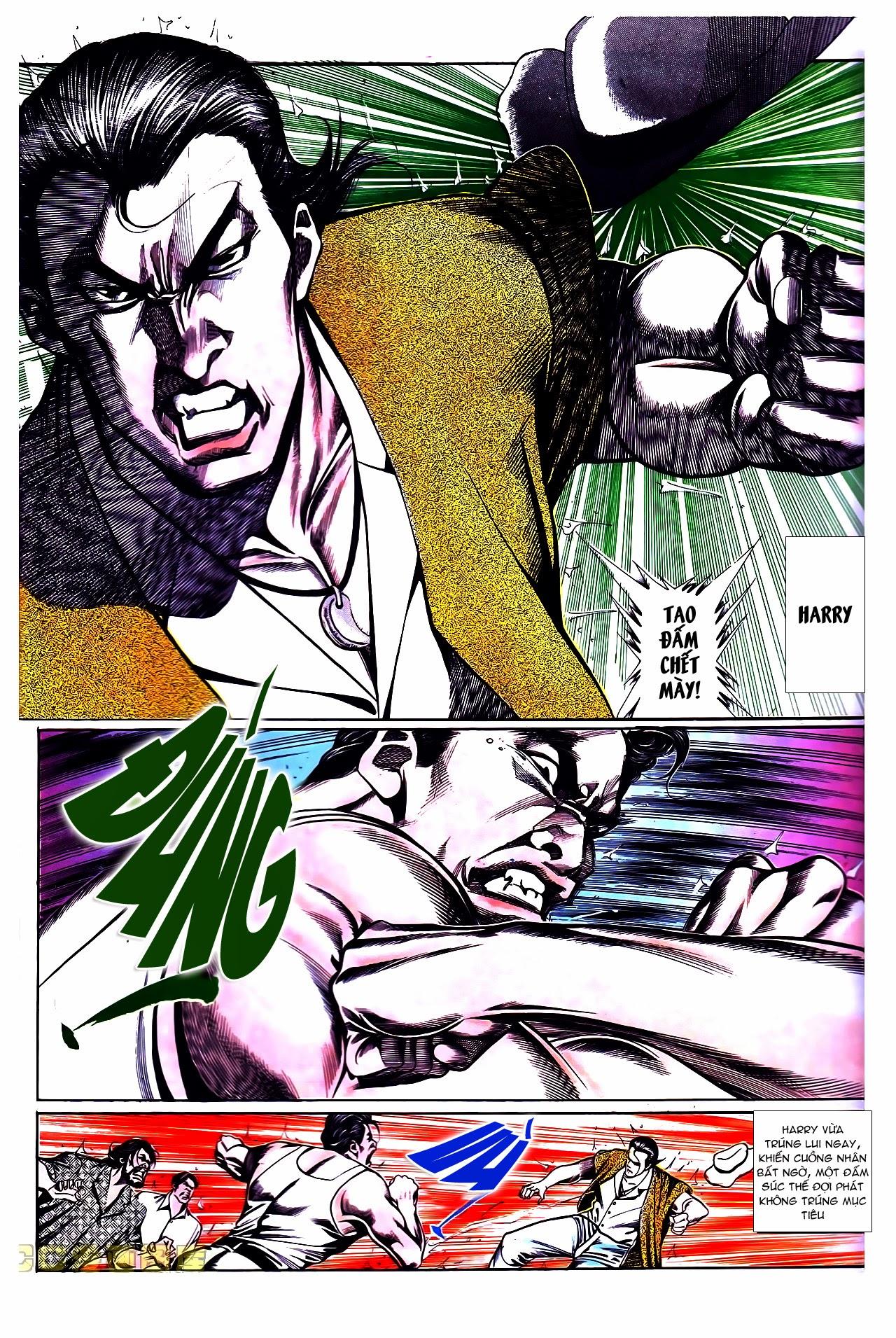 Người Trong Giang Hồ chapter 108: phong vũ cố nhân lai trang 21