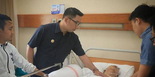 Ridwan Kamil Minta Bobotoh Belajar dari Insiden Pengeroyokan Ricko