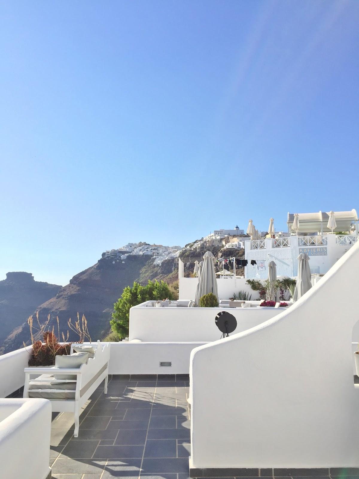 Bijuleni - Agali Houses in Santorini