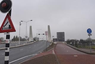 Prins Bernhardbrug (Prince Bernhard Bridge), Zaandam, The Netherlands