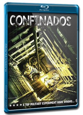 Confinados 2015 Bluray 720p Dual Áudio