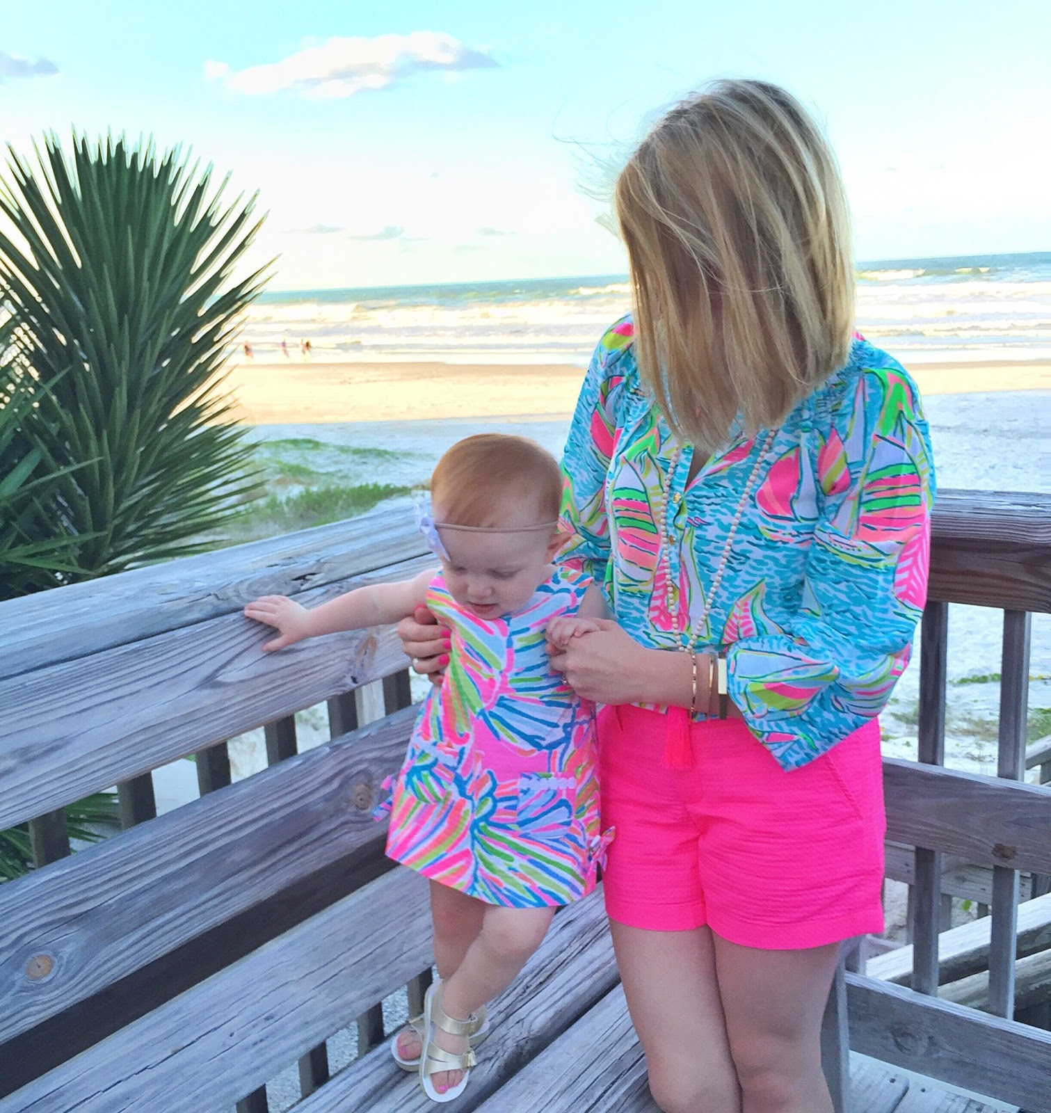Lilly Pulitzer (Something Delightful Blog)