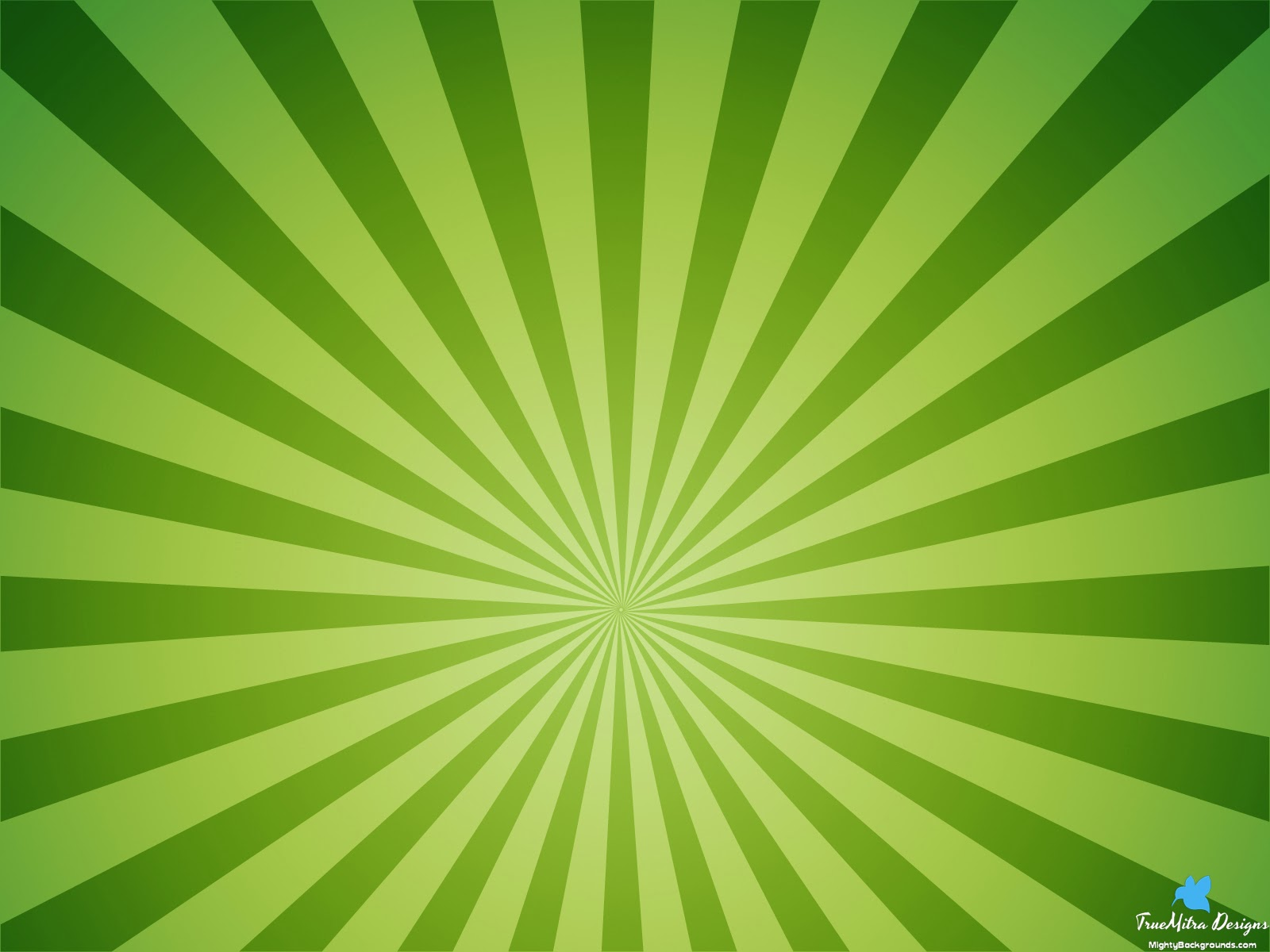 green sunburst background - photo #7