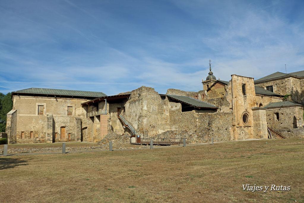 Monasterio de Santa María la Real de Carracedo