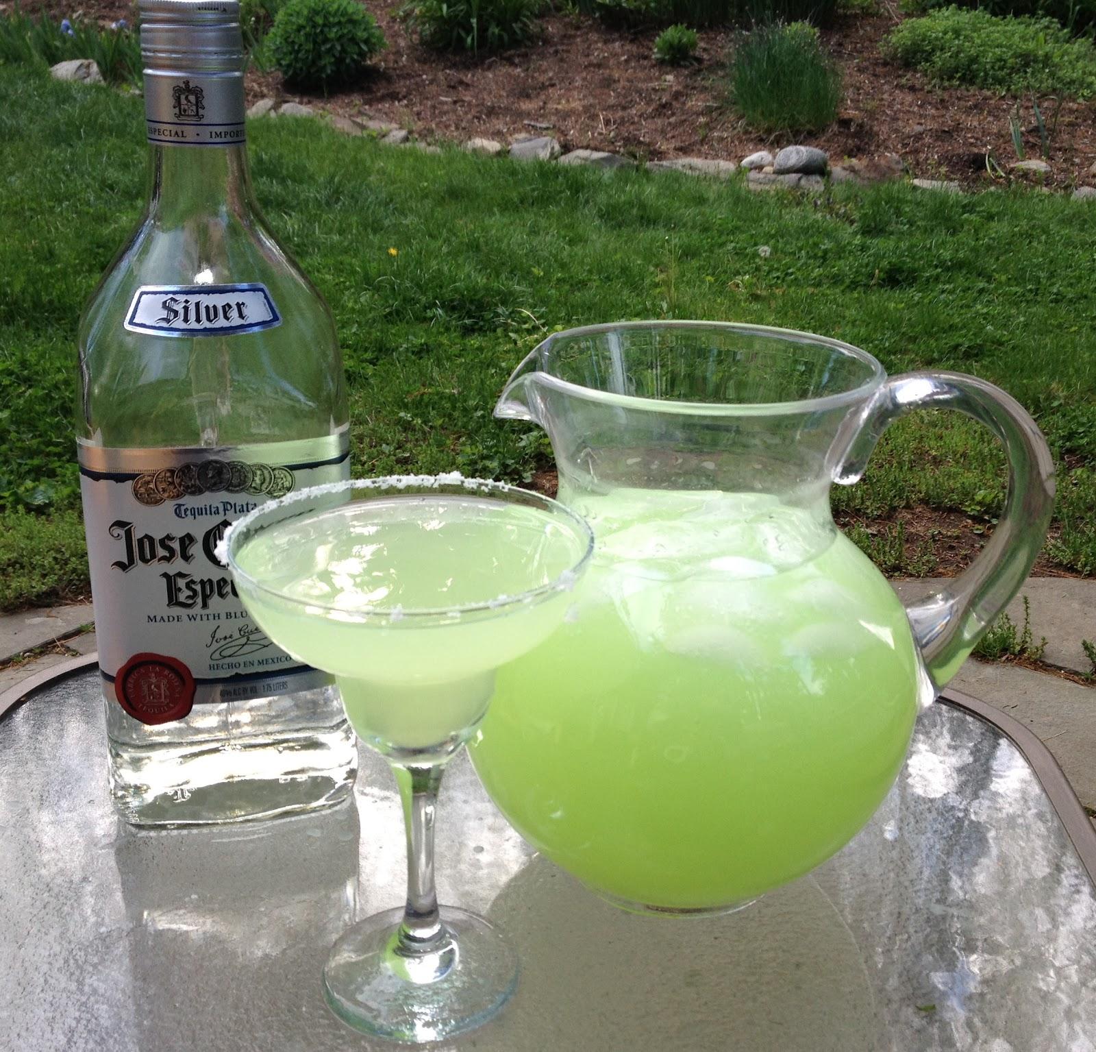 Light Margarita Mix Nutrition Facts