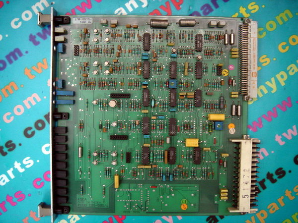 ABB SERVO CONTROLLER CIRCUIT BOARD YYT 102C / YYT-102C / YYT102C YT212001-AK/1 / ASEA 2668 180-586/1 2668180-586/1