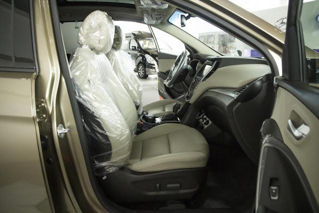 Đánh giá Hyundai SantaFe 2018 ảnh 11
