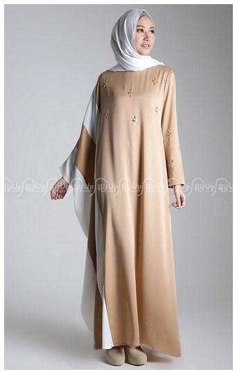 Model Baju Muslim Lebaran Modis dan Trendy